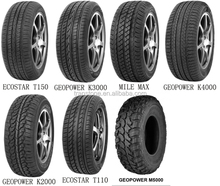 airless tires for sale car tyre in dubai 175/70r13 185r14c 195r15c