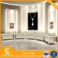 Factory price glass display furniture ark of the covenant