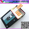 Silicone/Leather/Plastic/Metal Cigarette Cases(FDA)