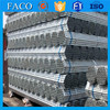 galvanized steel pipe/construction pipe water pipe sizes galvanized