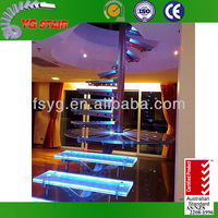 YG 9002-31 LED Glass Attic stair