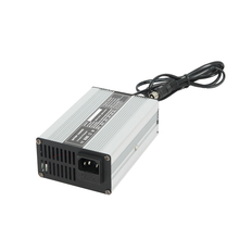 29.4v120w aluminum alloy shell lithium ion battery charger for electric bicycle/scooter/wheelchair