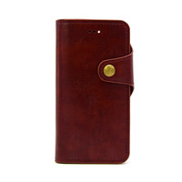 2016 Elegant flip leather flip case