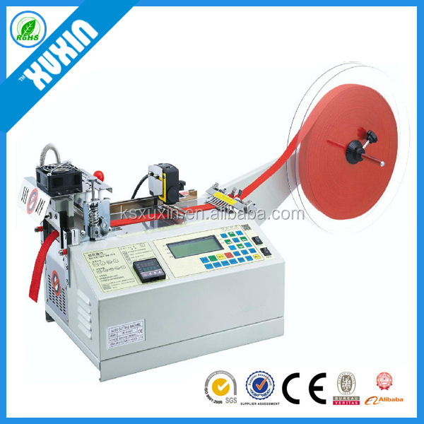 hair bow making ribbon cutting machine X-08HCS