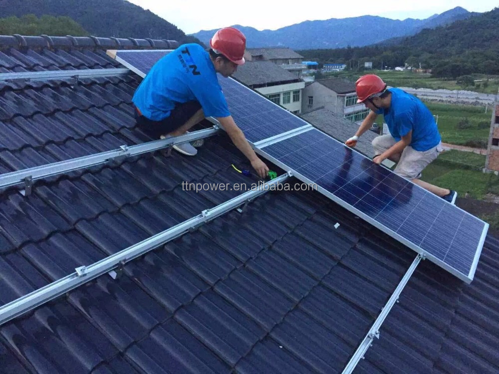 Best Price Per Watt Solar Panels 100w 200w 300w 12v 24v 48v