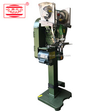 Shenzhen wholesale fully automatic plastic snap button attaching machine