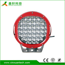 96w Led work light driving lights 4wd Offroad driving spot led light with diecast aluminum housing