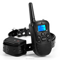 High Quality 300m Remote Rechargeable Dog Training Shock Collar