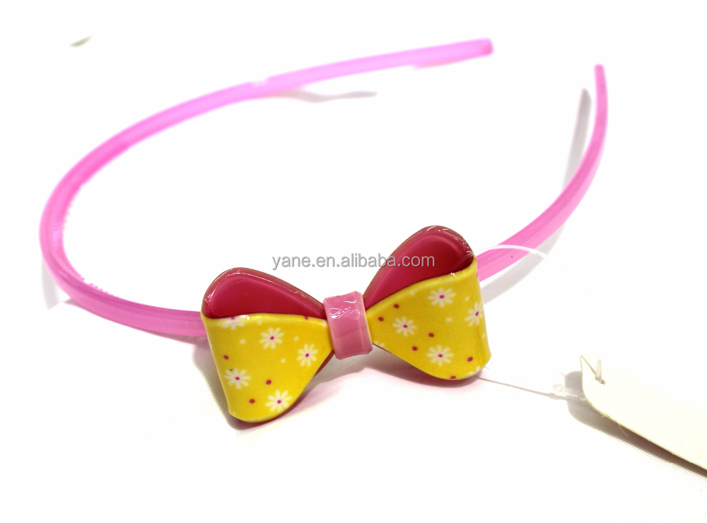 Japanese accessory headband bows for babies, hippie headbands for sale