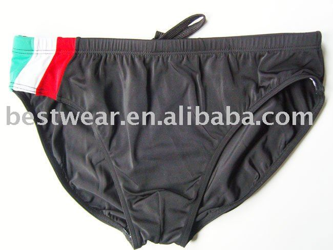 2011hot sale brand new men's swimsuits ,trianglet angle beachwear,swimbrief
