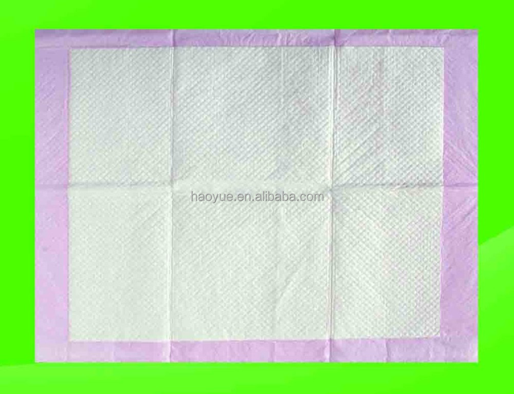 High quality Comfrey Brand hygienic under pads Bed pads OEM&ODM manufacturer in China Zhejiang factory