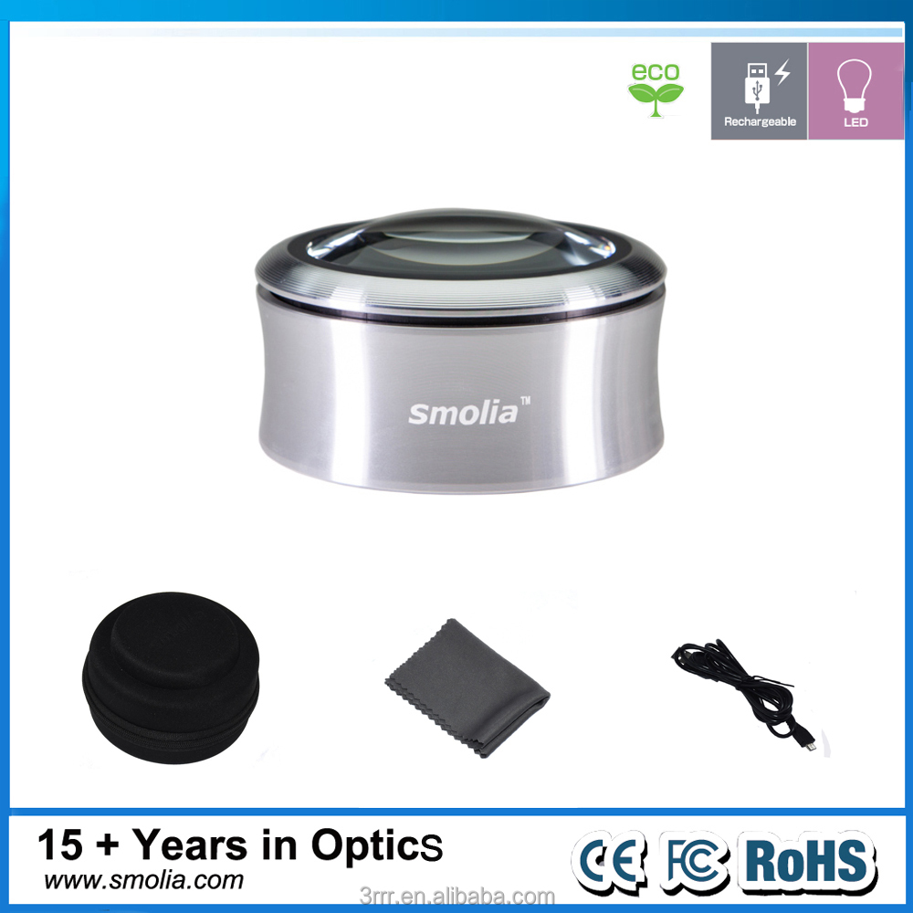 Watch repair magnifier loupe glasses