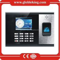 T52 Biometric fingerprint time clock with tcp/ip and rfid
