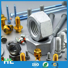 China manufacturer high quality crown nut