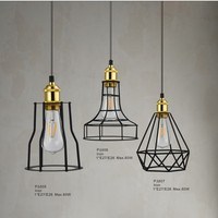 Iron Chandelier For Hotel Energy Saving Ceiling Pendant Lamp Designer For Cafe