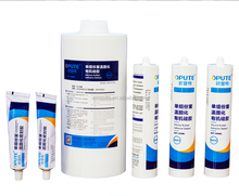 Shenzhen Adhesive Manufacturer Room Temperature Cured Transparent RTV General Purpose Clear Liquid Silicone Glue Rubber Sealant