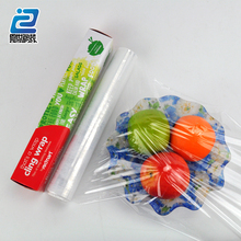 plastic stretch film price jumbo rolls cling film for food stock