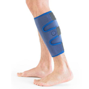China Factory Wholesale Customized Shin Splint Support Neoprene Calf Compression Sleeve