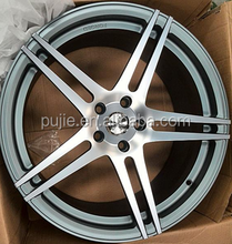 Concave 5x112 3 pcs forged wheels