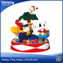 CE ISO9001 passed factory price amusment rides indoor kids carousel rides