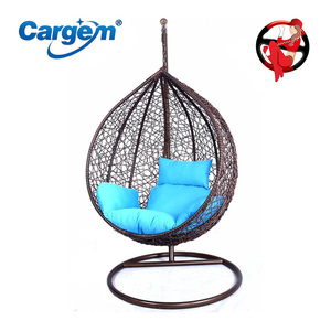 2017 Indoor Teardrop Cheap Wooden Swing Chair