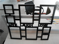 ps plastic photo frames made in China