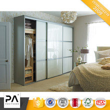 wood highly functional closet organizer wardrobe OEM service malaysia wooden furniture foshan made bedroom wardrobe