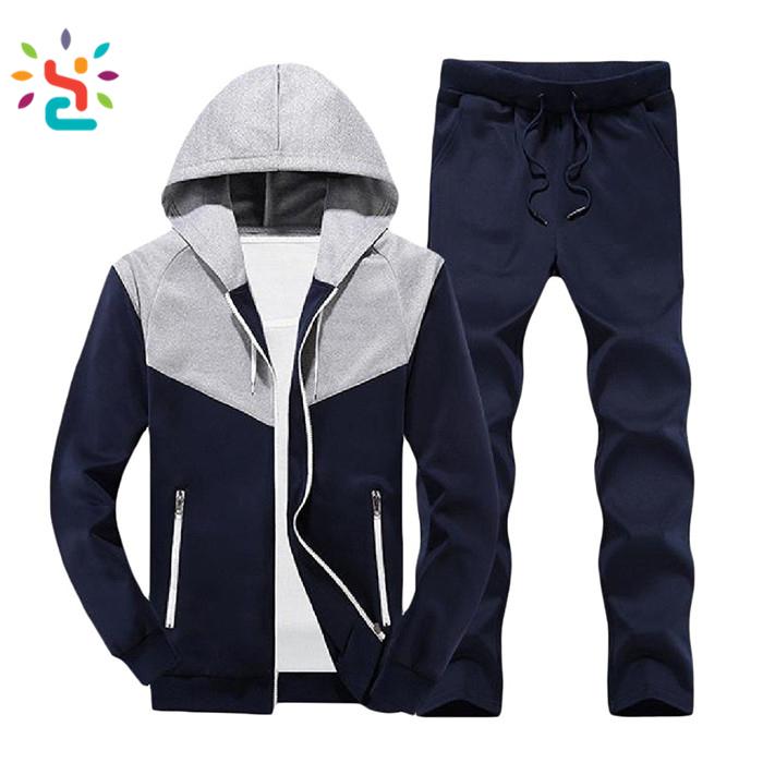 gro handel sweatsuit jogging anzug benutzerdefinierte plain velour trainingsanz ge herren. Black Bedroom Furniture Sets. Home Design Ideas