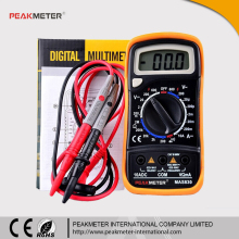 MAS830 Digital Multimeter Same Quality to Mastech MAS830 DMM 3 1/2 LCD Display