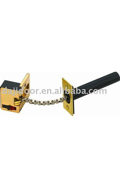 Alloy Latch For Double Doors XFDL001-ZSB