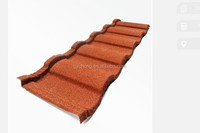 Rainbow Stone coated steel roofing tile