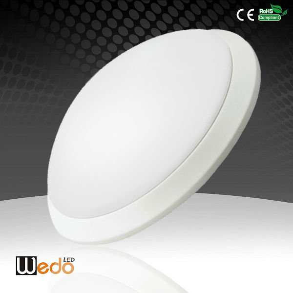 12 inches 30w SAA LED IP65 Indoor Motion Ceiling Light with