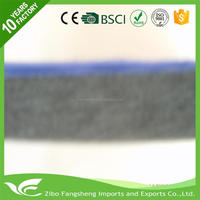 Professional mesh backed pebbles mat/pebble stone tile cheap patio paver stones with CE certificate