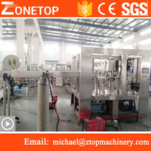 CE standard automatic innovative plastic drinking mineral water bottle blowing filling capping machine