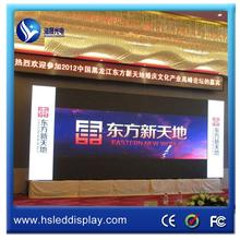 high resolution flower photos led display screen stage background led video wall