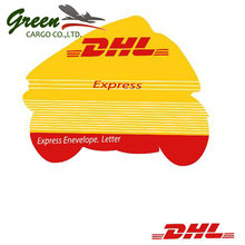 low rate DHL express courier service door to door from China to Pakistan