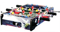 20inch mini soccer table game with color sticker