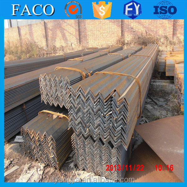 equal angle steel ! ! ! 75 x 50 x 8mm angle bar 8mm steel plate 75x50x8