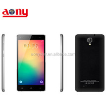 5.0 inch QHD IPS screen quad Core smart phone Android 4.4.2 RAM 512MB 4GB mobile phone X6