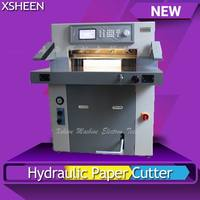program control paper cutting machine, industrial paper cutting machines, waste paper cutting machine