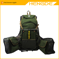 China Supplier fashionk military waterproof duffle backpack