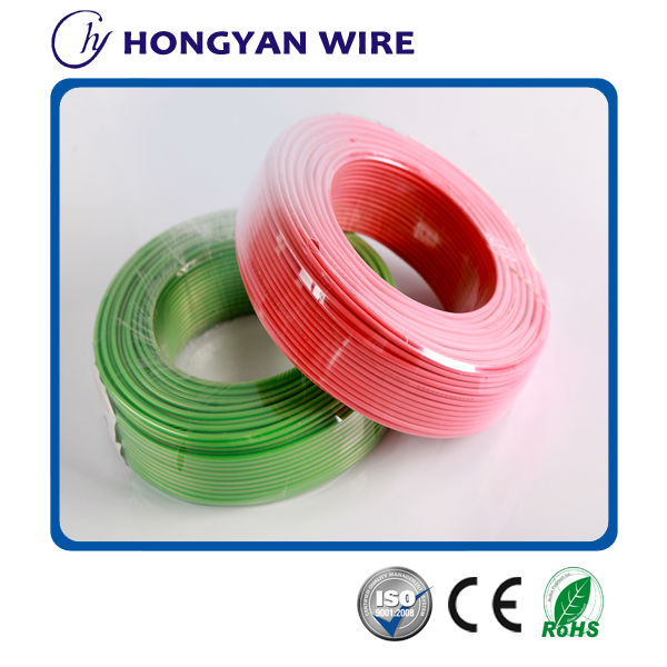 RVV H05VV-K Flexible Cables and Wire 300/ 500V