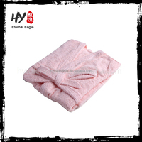 Hotel mini baby robe hooded baby bathrobe
