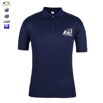 Screen Printing Dri Fit Polo Shirts Wholesale For Man