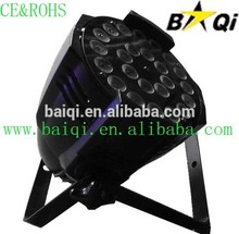 newest 2015 hot products 24*12w rgbw full color par light dj equipment