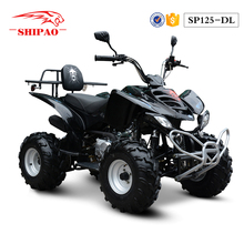 SP125-DL Shipao off road atv 110cc 125cc tires and rims