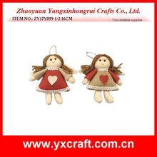 Christmas decoration (ZY17Y099-1-2 16CM) angel item tree hanging product