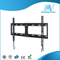42-70 inch super thin tv wall mount bracket fixed sturdy mount with lock and release strap