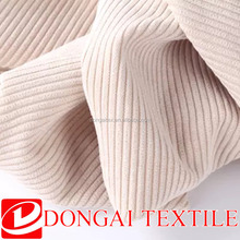 nylon polyester Stripe velvet / corduroy upholstery fabric , pillow case material , outdoor furniture sofa fabric