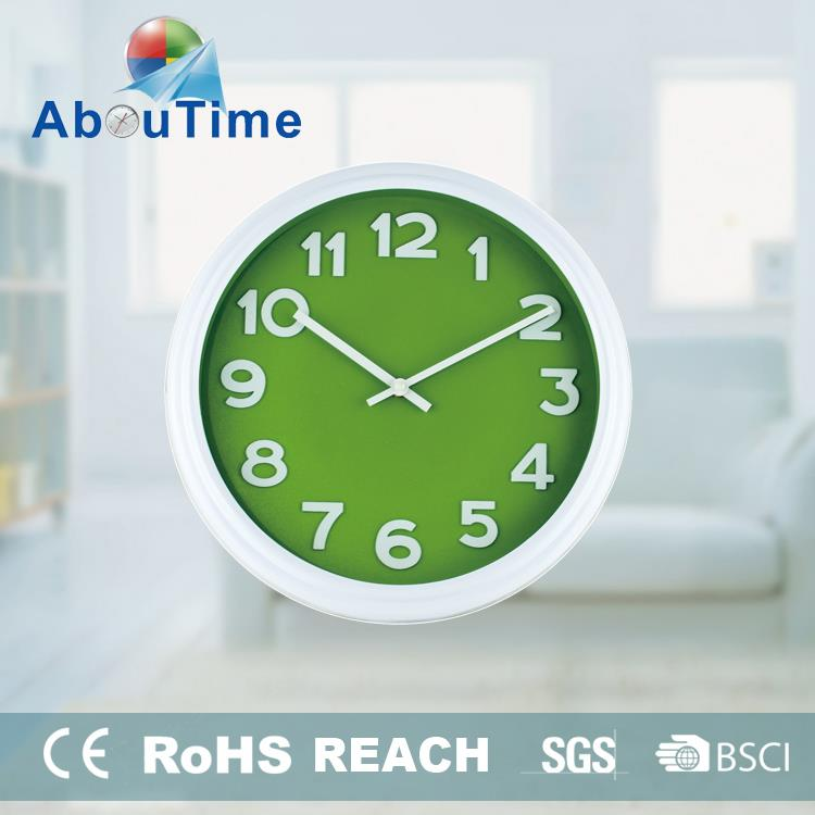 2015 plastic modern cuckoo prayer time clock for bedroom decoration